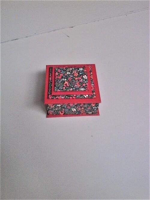 mini boite pour offrir un bijou ( ou autre)