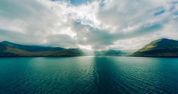 Pacifique... une couche d'eau vieille de 1 500 ans est coupée du monde