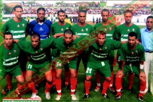 GC Mascara-MCA 1-2 saison  2004/2005