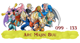 DRAGON BALL KAI - ARC MAJIN BUU