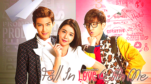 Fall In Love With Me Vostfr