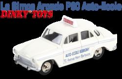 La Simca Aronde P60 Auto-Ecole Dinky Toys - Hors-série