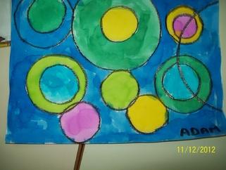 Les ronds, Delaunay