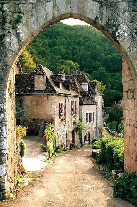 Dordogne Beynac, France