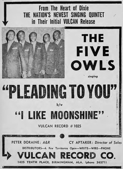 The Five Owls aka The Thunderbirds (1) ?