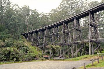 Un cousin du Pont sur la rivière Kwaï ?