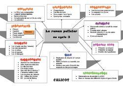 Roman Policier / Organigramme