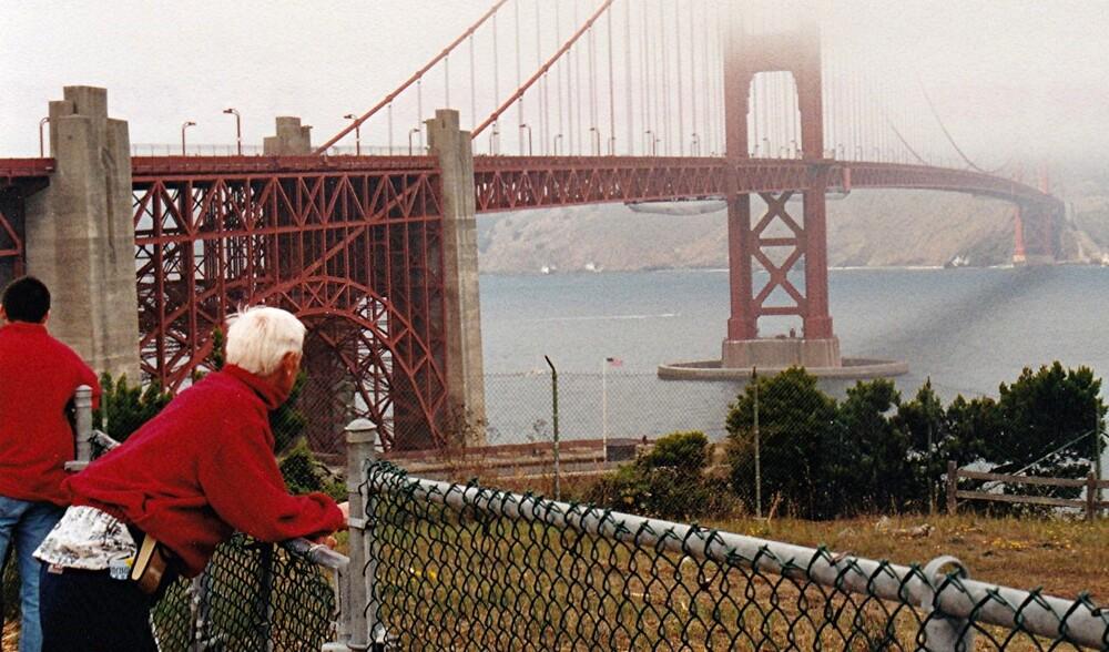 1 / San Francisco / le Golden gate