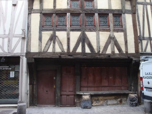 rue Damiette, boutique médiévale