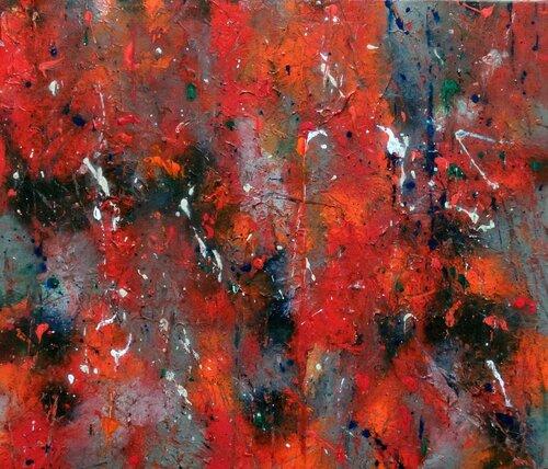 Fond Peinture abstraite