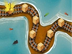 Jouer à Escape game - Abandoned goods train