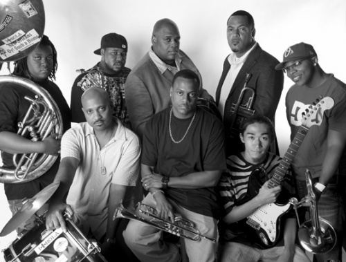 The Soul Rebels Brass Band / Eurythmics