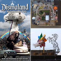 Dismaland, le Disneyland subversif de Banksy