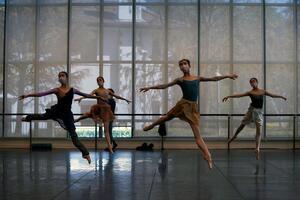 dance ballet class mask ballet shangai