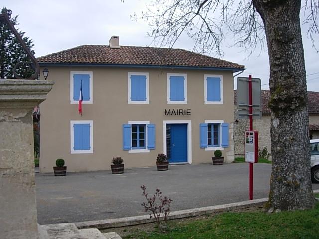 Mairie - Sainte-Gemme