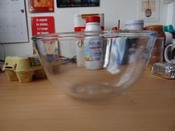 Saladier Pyrex en verre