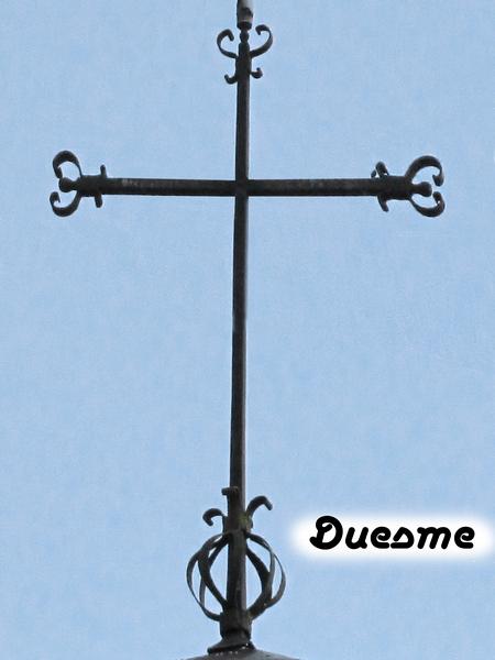 Coqs de clochers du canton d'Aignay le Duc