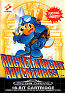[Test #02] Rocket Knight Adventure (Megadrive)