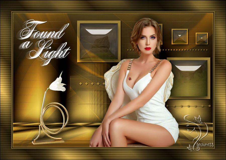 FOUND A LIGHT