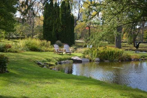 Montréal le jardin botanique