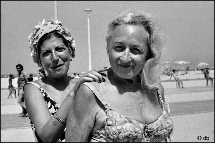 Les Dames de la plage