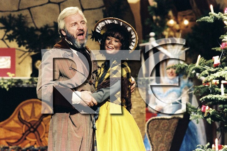 Colm Wilkinson - A Christmas Story 1987 -
