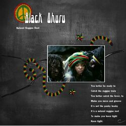 Black Uhuru scrap
