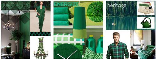 Petite Aparté, l'année du vert, et mert' ...