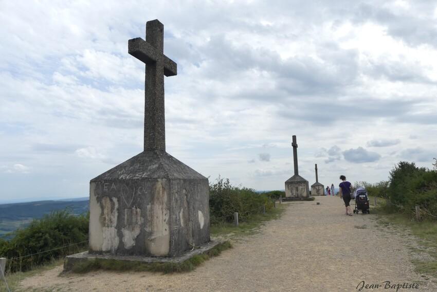 Les trois croix,