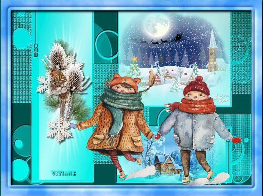 Les rigueurs de l' hiver