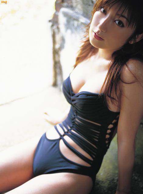 WEB Gravure : ( [Bomb.tv - GRAVURE Channel] - | 2005.09 | Yoko Kumada/熊田曜子 )