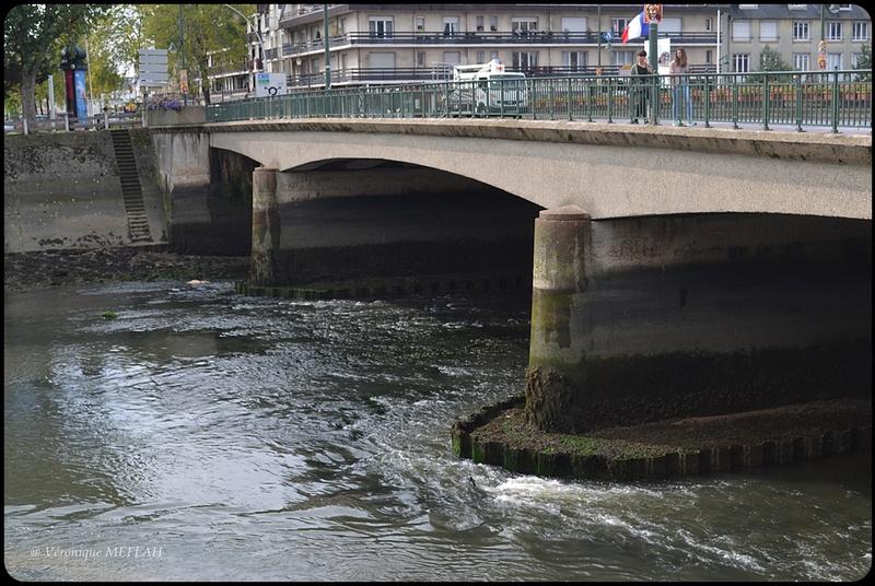 Trouville-sur-Mer : Pont des Belges