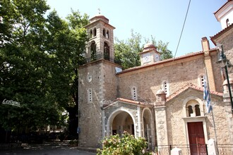 Le monastere Panagia Elona