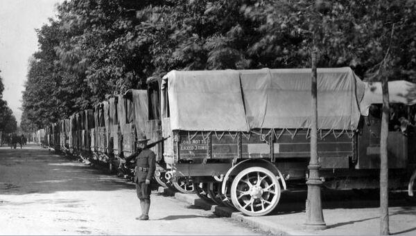 Souvenirs de Pierre Roy : les américains à Aisey au cours de la guerre de 1914-1918