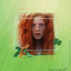 St. Patrick scrap