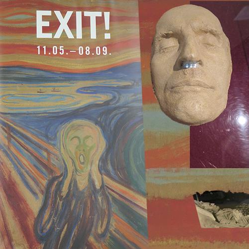 MUNCH NO EXIT : - 1
