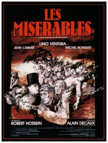 LES MISERABLES BOX OFFICE 1982