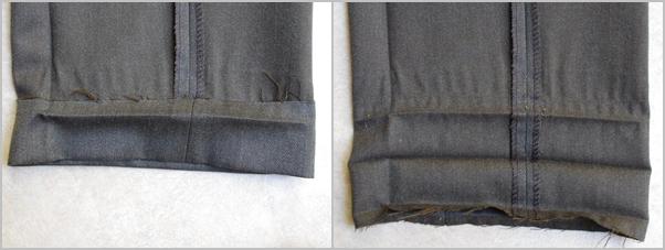 Autopsie d'un pantalon masculin (1)