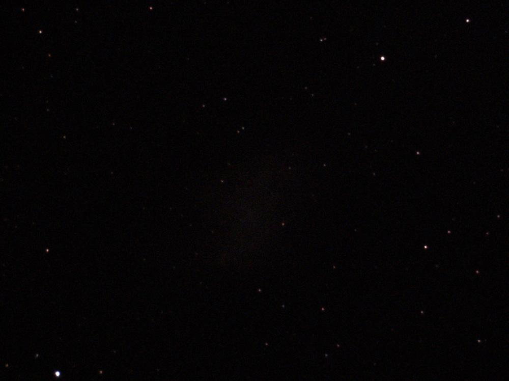 M1, dans la constellation du taureau