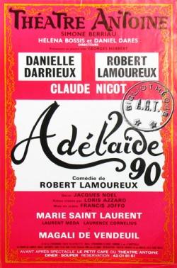 hommage à Robert Lamoureux