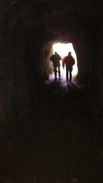le tunnel vers la sortie