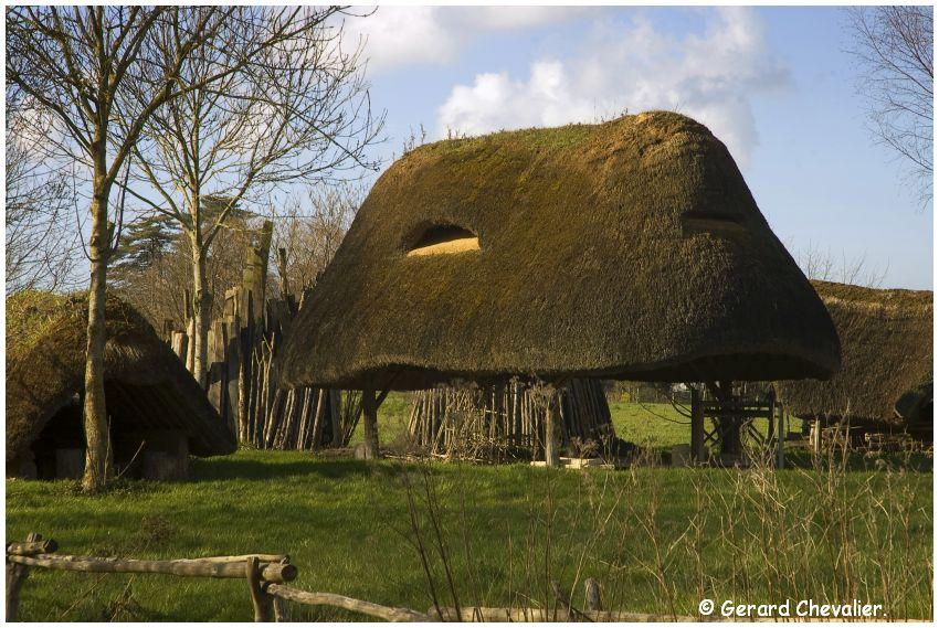 Blangy-sur-Bresle - L'archéosite (Village mérovingien) # 5