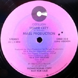 Mass Production - Inner City