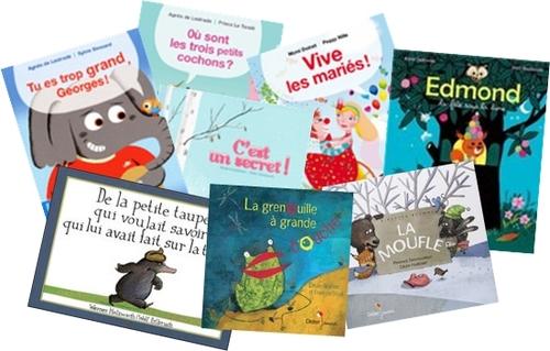 Des livres jeunesse à écouter (et à regarder)