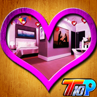 Top10NewGames Valentine House Escape 5