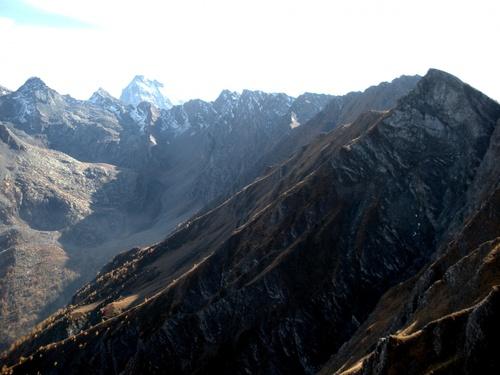 Le Praroussin (2675 m)