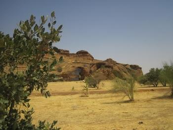 384  Mauritanie Sur la route de l'Espoir