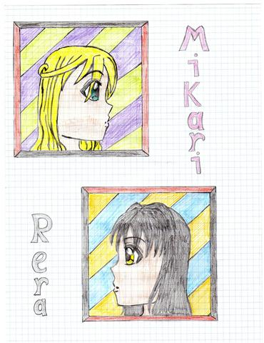 Mikari et Rera (1)