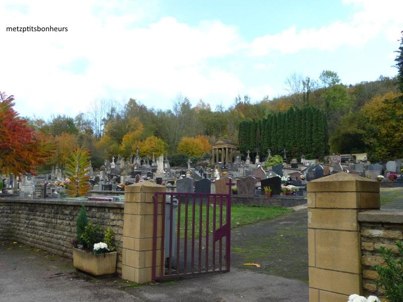 Petit tour au cimetière..