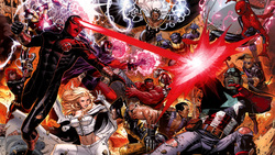 L'univers des comics Marvel - Récents développements : de Dark Reign à Avengers VS X-Men